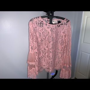 Beautiful Lace Top